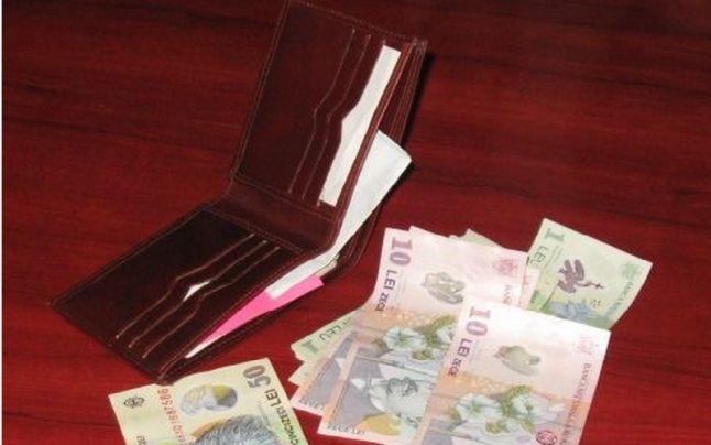 Hoț prins și imobilizat de un sibian, după ce i-a furat portofelul