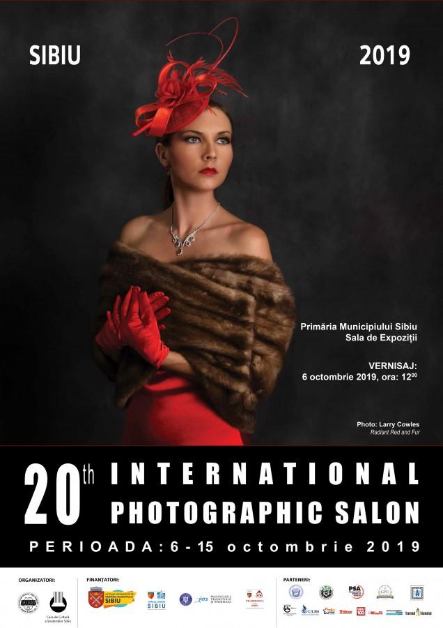 Salonul Internaţional de Artă Fotografică de la Sibiu ȋși deschide porțile în acest weekend