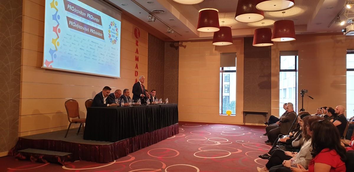 PRO România Sibiu își propune să îl ducă pe Mircea Diaconu în turul 2