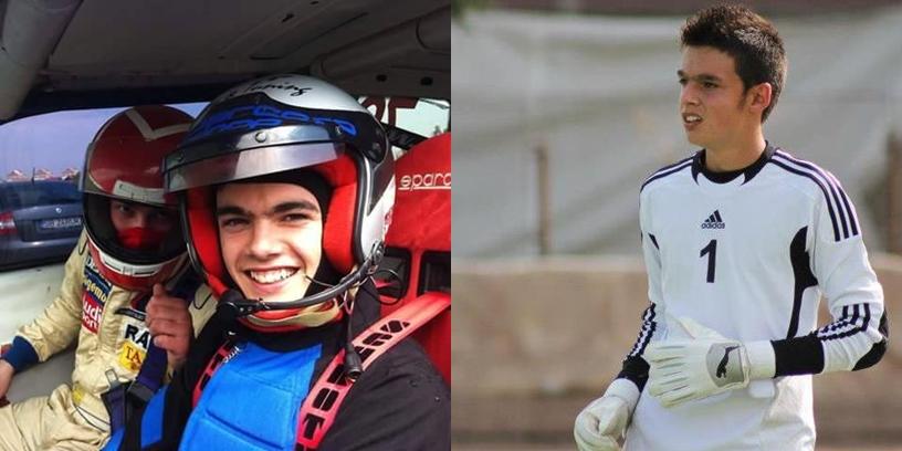 La 14 ani se antrena în Liga I cu CSU Voința, azi pilotează mașini de raliuri. Povestea fotbalistului ajuns pilot
