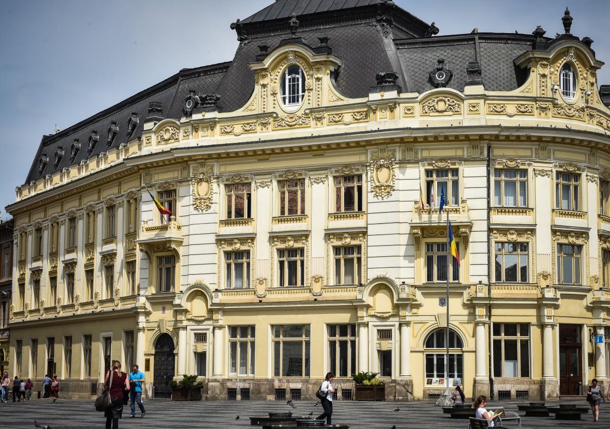 Primăria Municipiului Sibiu angajează