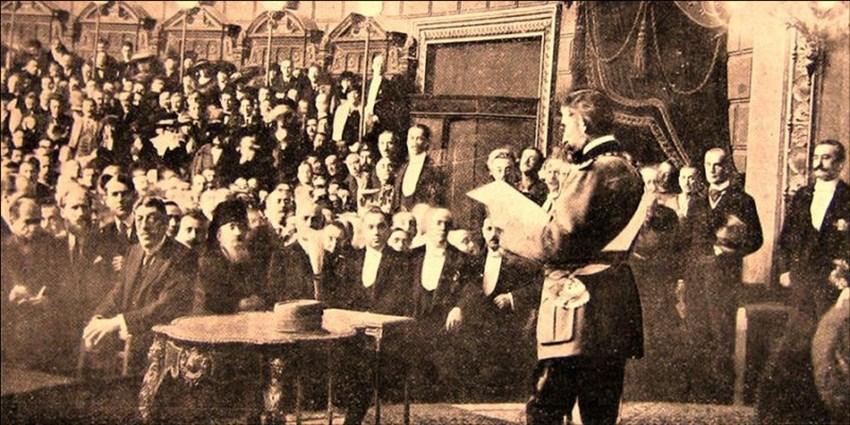 Alegerile în România Mare. Cine sunt primii parlamentari de Sibiu și cum au fentat femeile