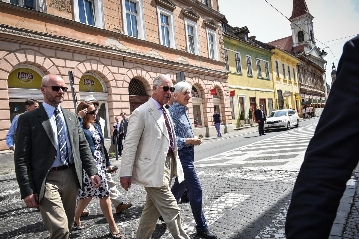 Prințul Charles, mesaj de Paști pentru români: Mă gândesc mult la voi în aceste zile