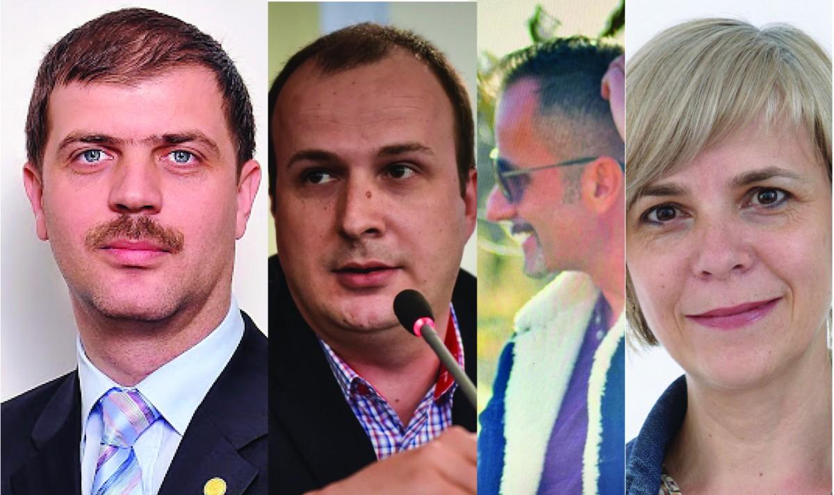 Noul rector și-a ales echipa: Pascu, Terian, Dura și Sassu