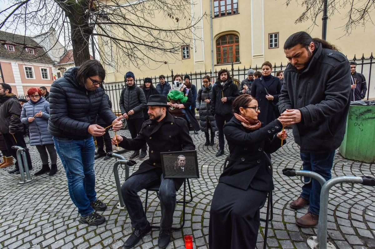 """#vavedemdinsibiu către membrii PSD Sibiu: """"să ne explice ce poziție au față de ceea ce fac în Parlament colegii lor"""""""