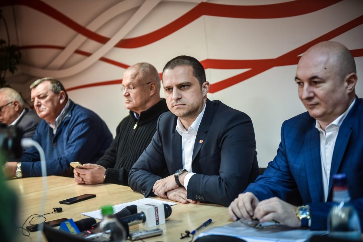 Trif: Iohannis și Barna au făcut afirmații mincinoase că nu sunt bani pentru plata pensiilor și salariilor