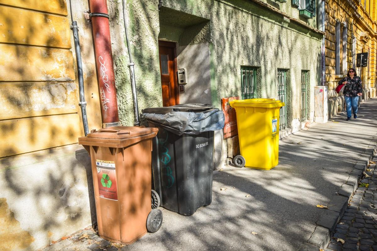 ADI Eco Sibiu recomandă precolectarea tuturor deșeurilor în saci bine legați