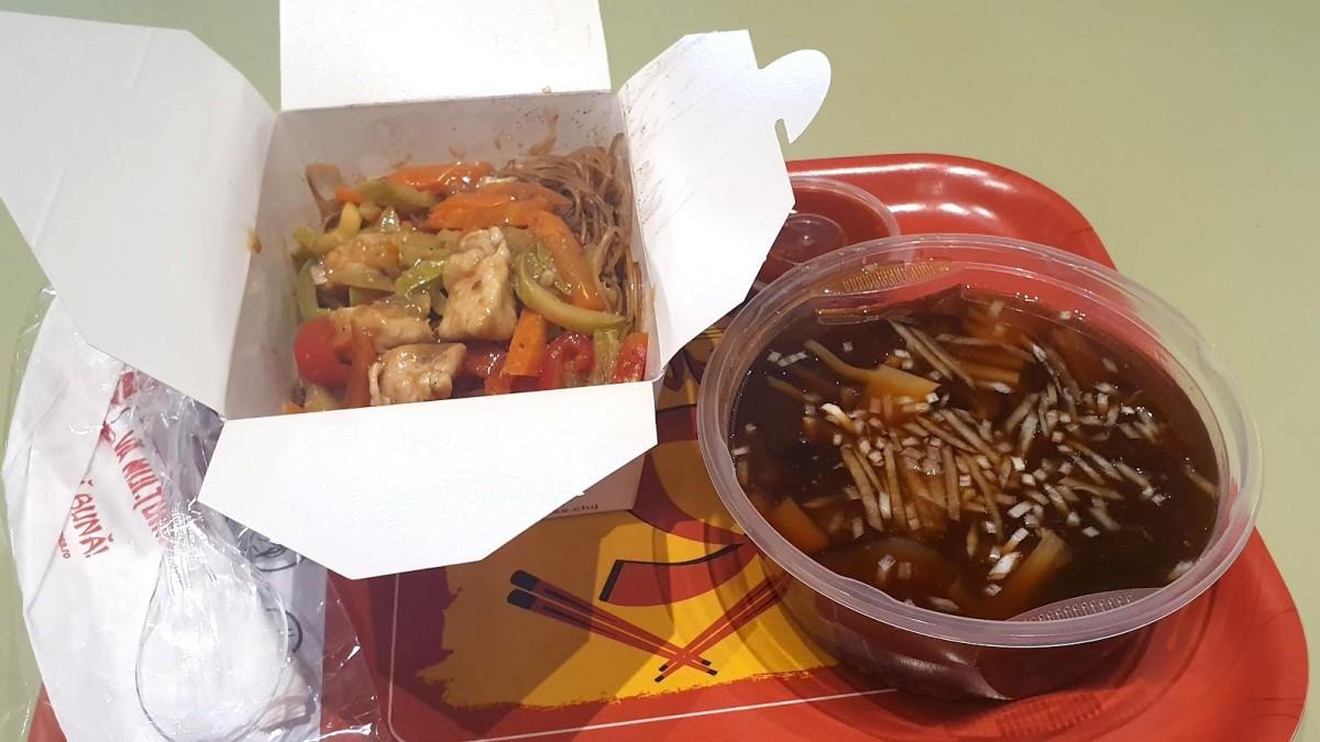 """Restaurantul chinezilor, """"celorlalți"""" chinezi. Cam fără gust"""