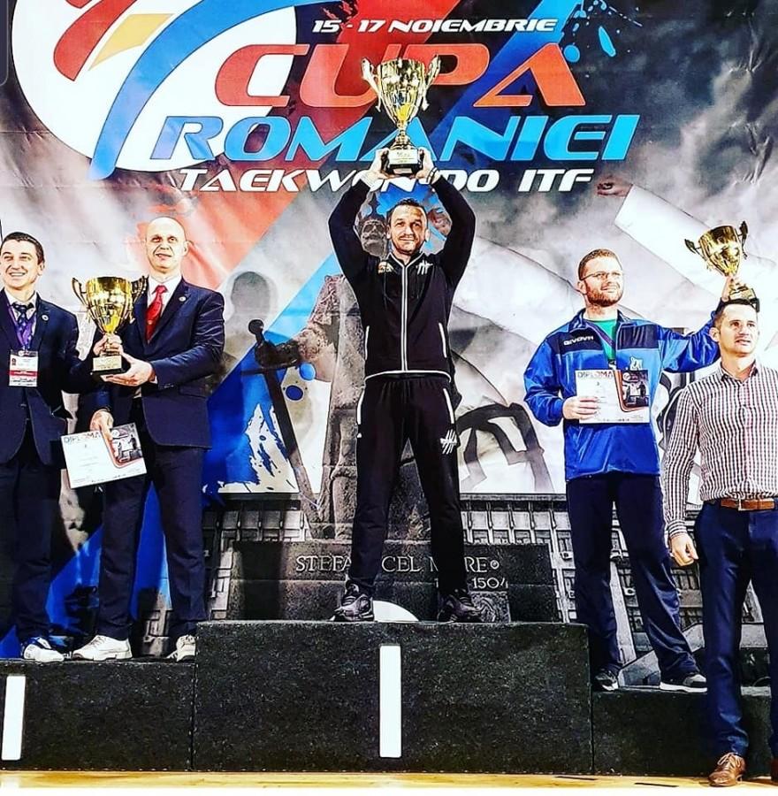 Puma Club Sibiu spune că a devenit cel mai bun club sportiv de lupte din țară în 2019