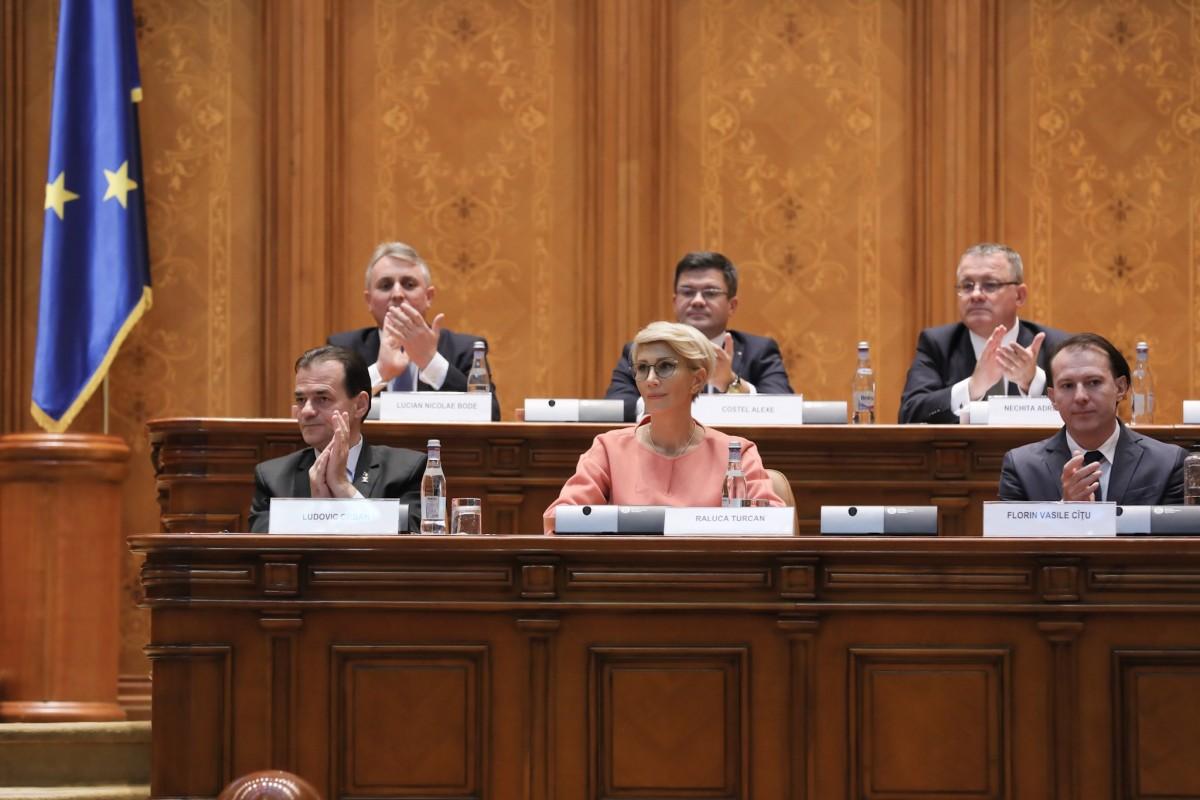Audierile în comisii ale membrilor Guvernului Orban 2. Trei avize pozitive