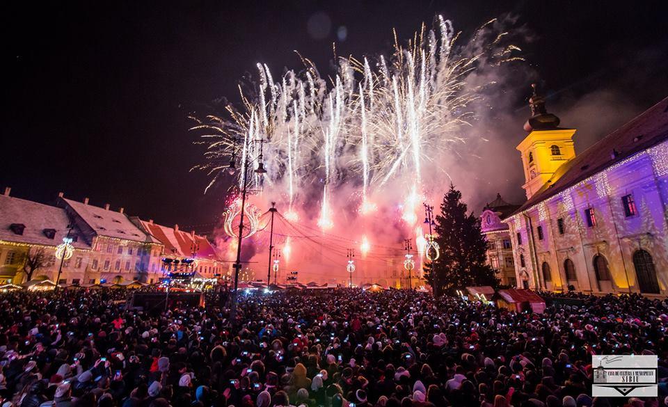 Sibiul a avut în decembrie cu aproape 60% mai puțini turiști decât Brașovul. Autoritățile anunță o nouă strategie