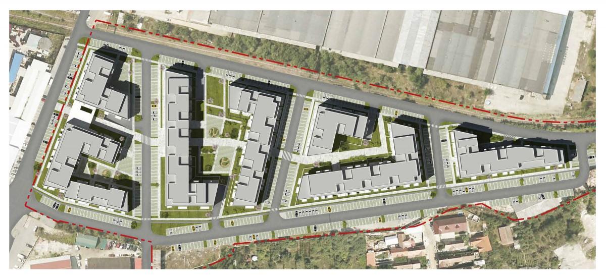 FOTO-Scandia anunță o investiție de 30 mil. de euro într-un ansamblu rezidențial cu 600 de apartamente înSibiu