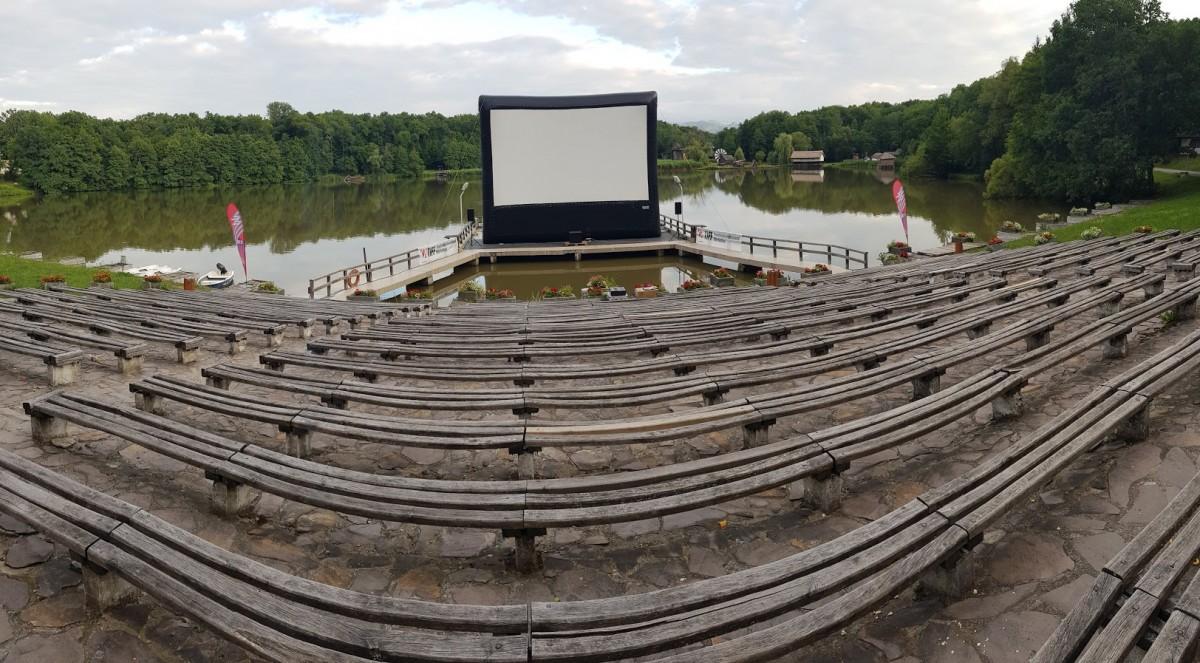 Muzeul Astra va avea o nouă scenă pe lac. Cu un nivel subacvatic și 2.000 de locuri în față