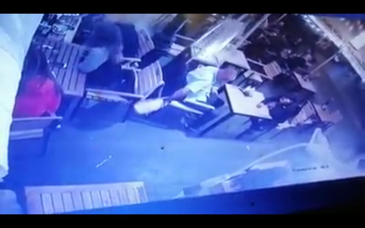 VIDEO-Cea mai nouă metodă de furt a hoților de pe Bălcescu