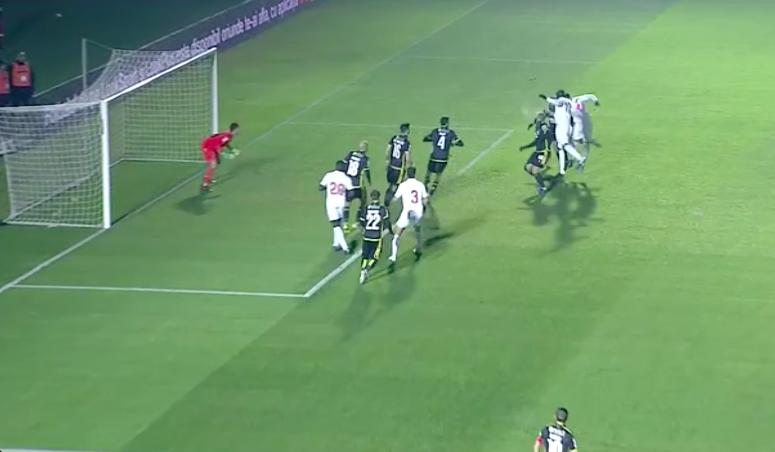 Victorie acasă: Patru goluri marcate de FC Hermannstadt în meciul cu Dinamo