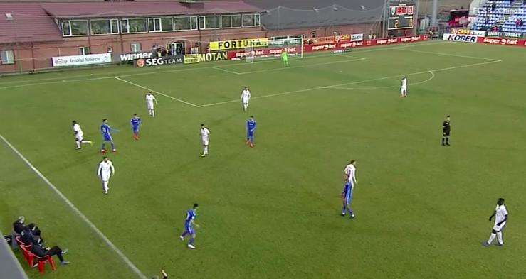 Înfrângere grea pentru FC Hermannstadt, 2 la 0 cu ultima clasată