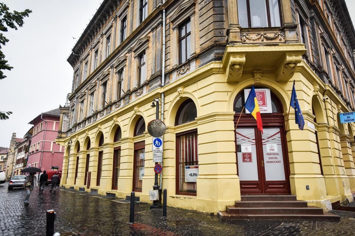PSD Sibiu. Mesaj de condoleanțe