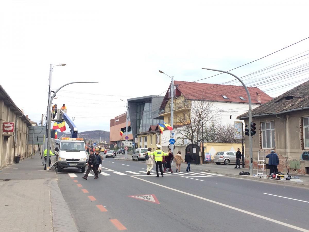 Schimbarea la față a Sibiului. Efectul noului mall: vechile case din vecini, demolate pentru a face loc blocurilor