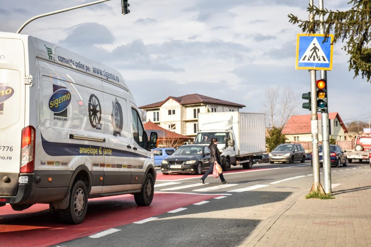 CNAIR a lansat licitația pentruproiectarea pasajului pietonal subteran din Tălmaciu