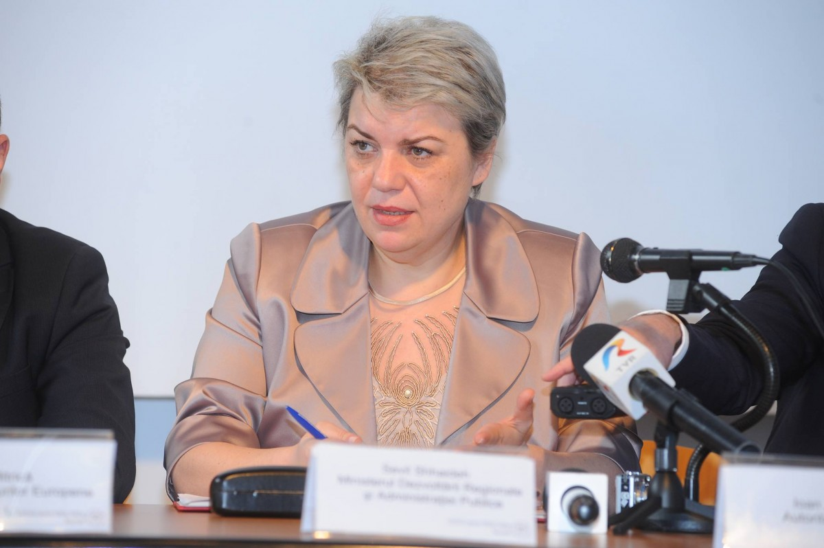 Vicepremierul Sevil Shhaideh, audiată la DNA în calitate de suspect