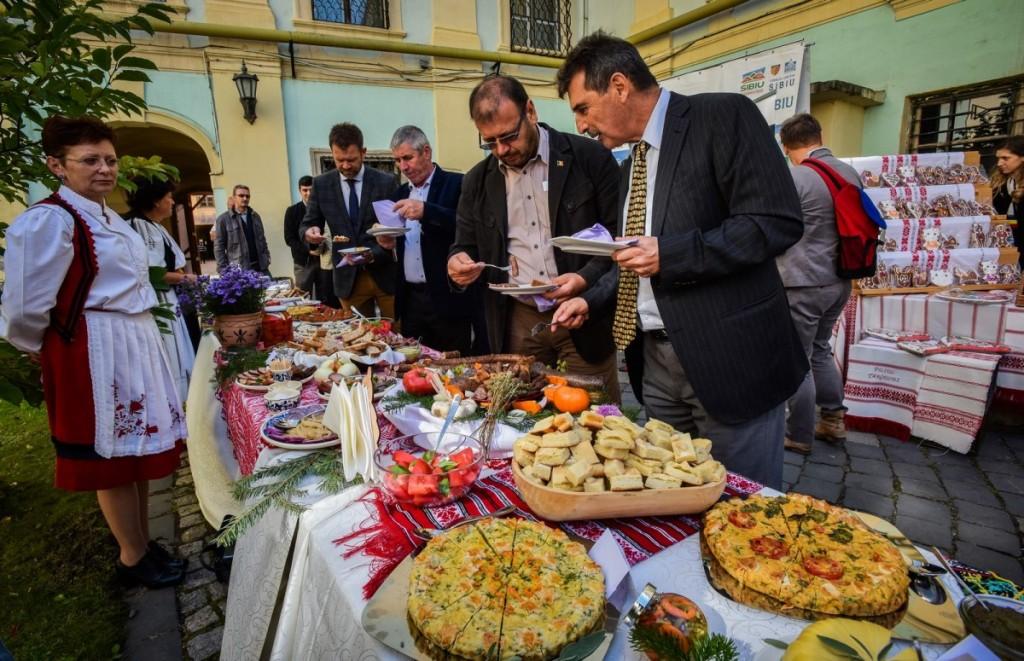 Coordonatorul a demisionat. Cine se ocupă de Sibiu - Regiune Gastronomică Europeană?