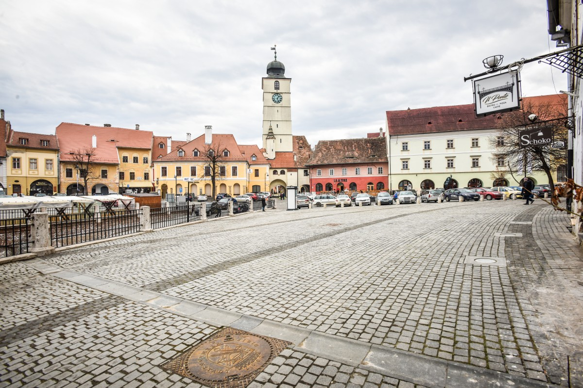 """Un website Britanic scrie despre cât de specială este Transilvania. """"Sibiul, un oraș cu piețe magnifice"""""""