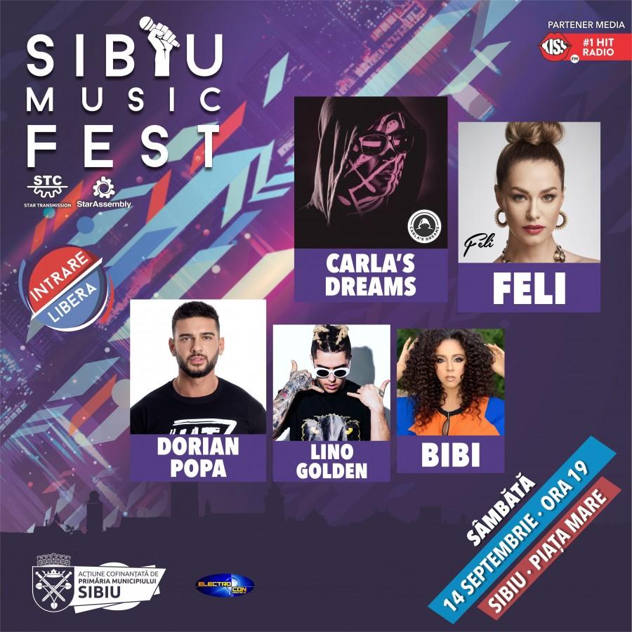 Sibiu Music Fest 2019, sărbătoarea de toamnă a sibienilor