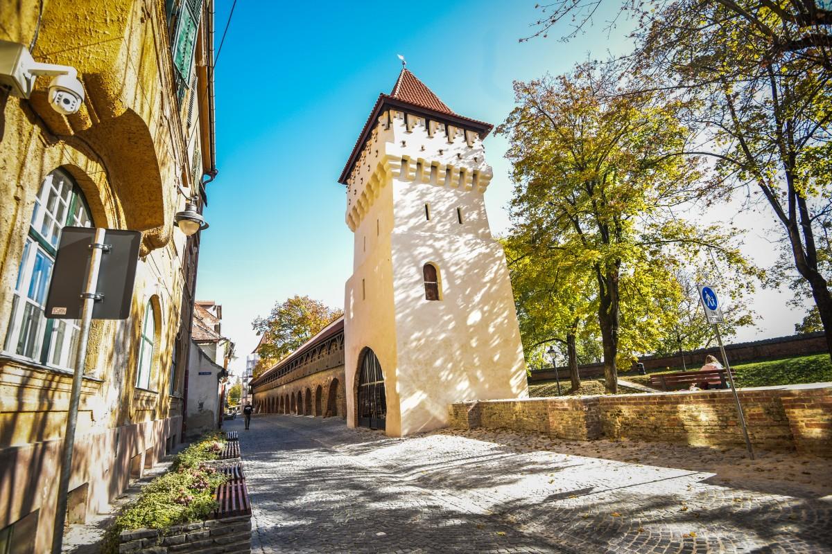 TripAdvisor a pus Sibiul pe locul doi în topul principalelor destinații din Europa de Est