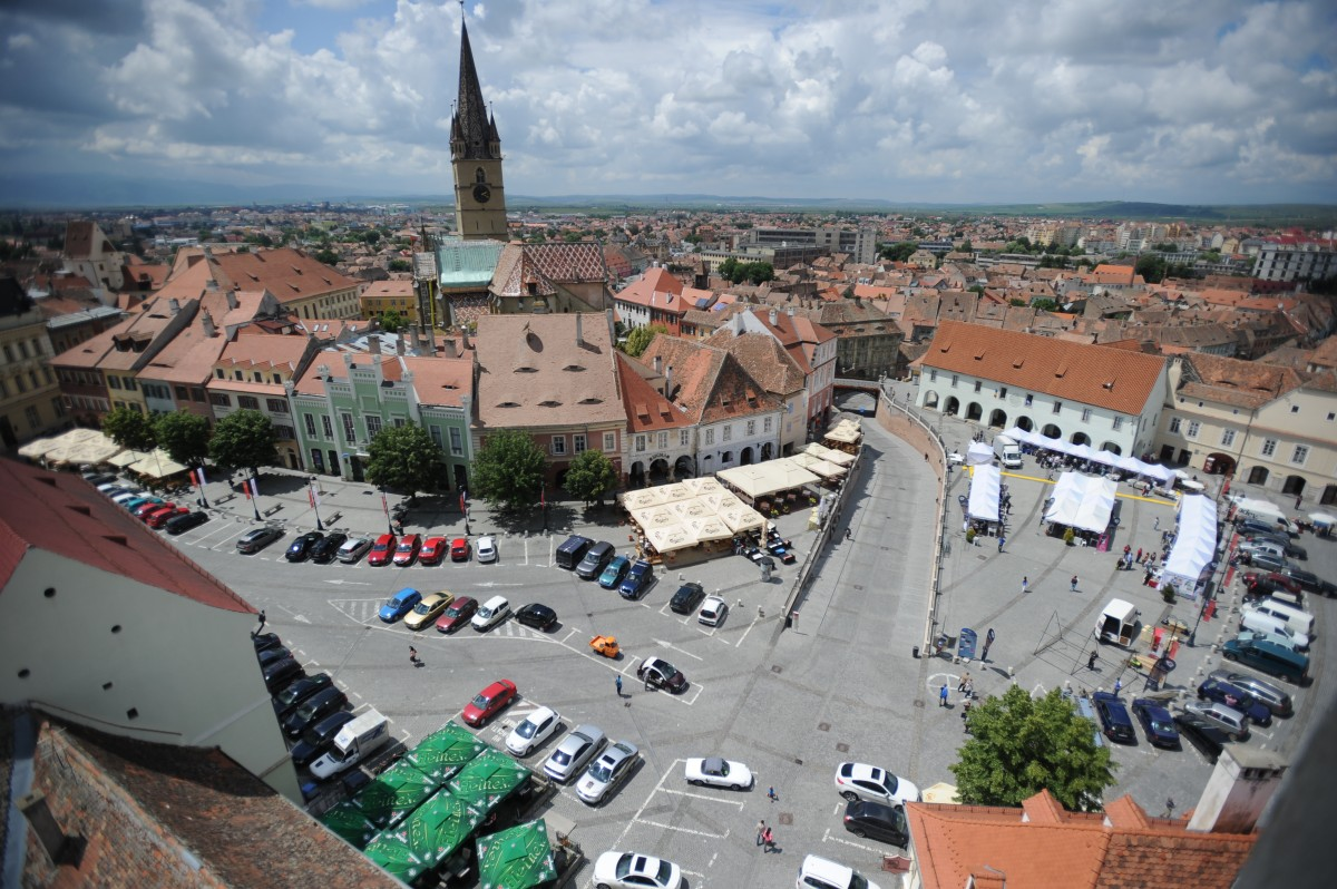 Sibiul își va stabili Strategia de Dezvoltare și Planul de Mobilitate pentru următorii ani