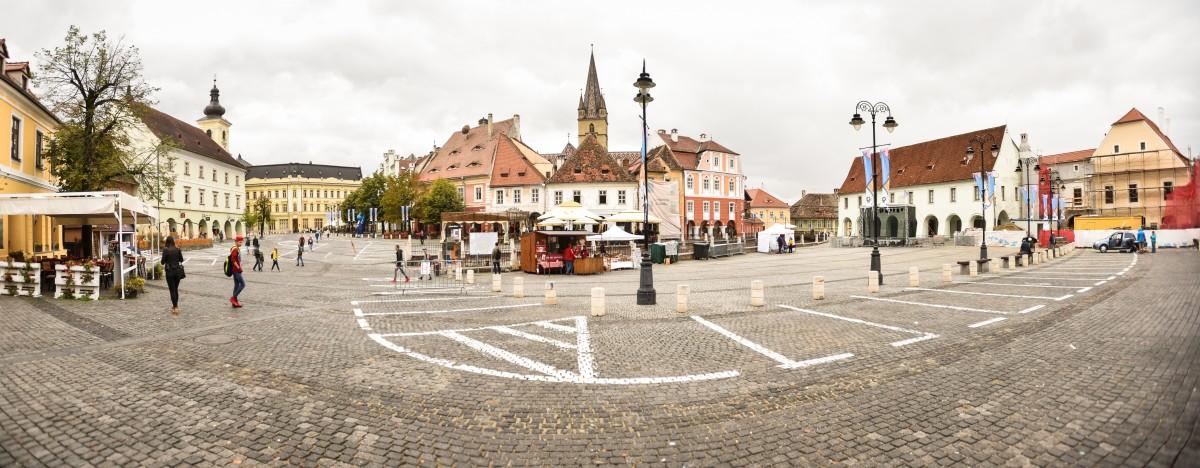 """Se închid cafenelele și restaurantele din centrul Sibiului. """"E o decizie responsabilă și necesară!"""""""