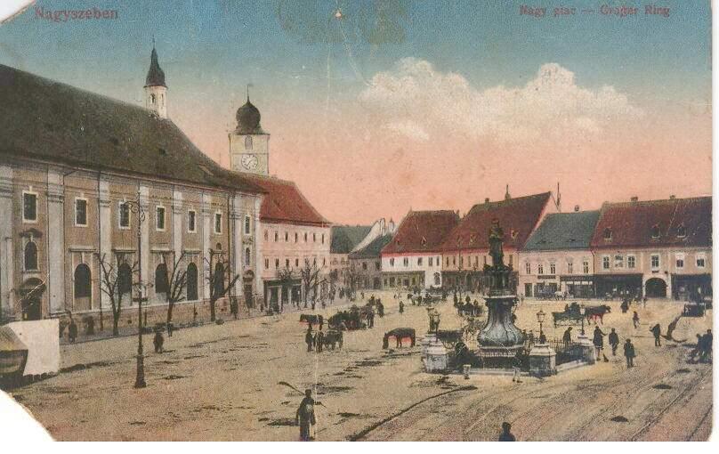 Transilvania, partea săracă a Austro-Ungariei. Economia Sibiului înainte de Unire