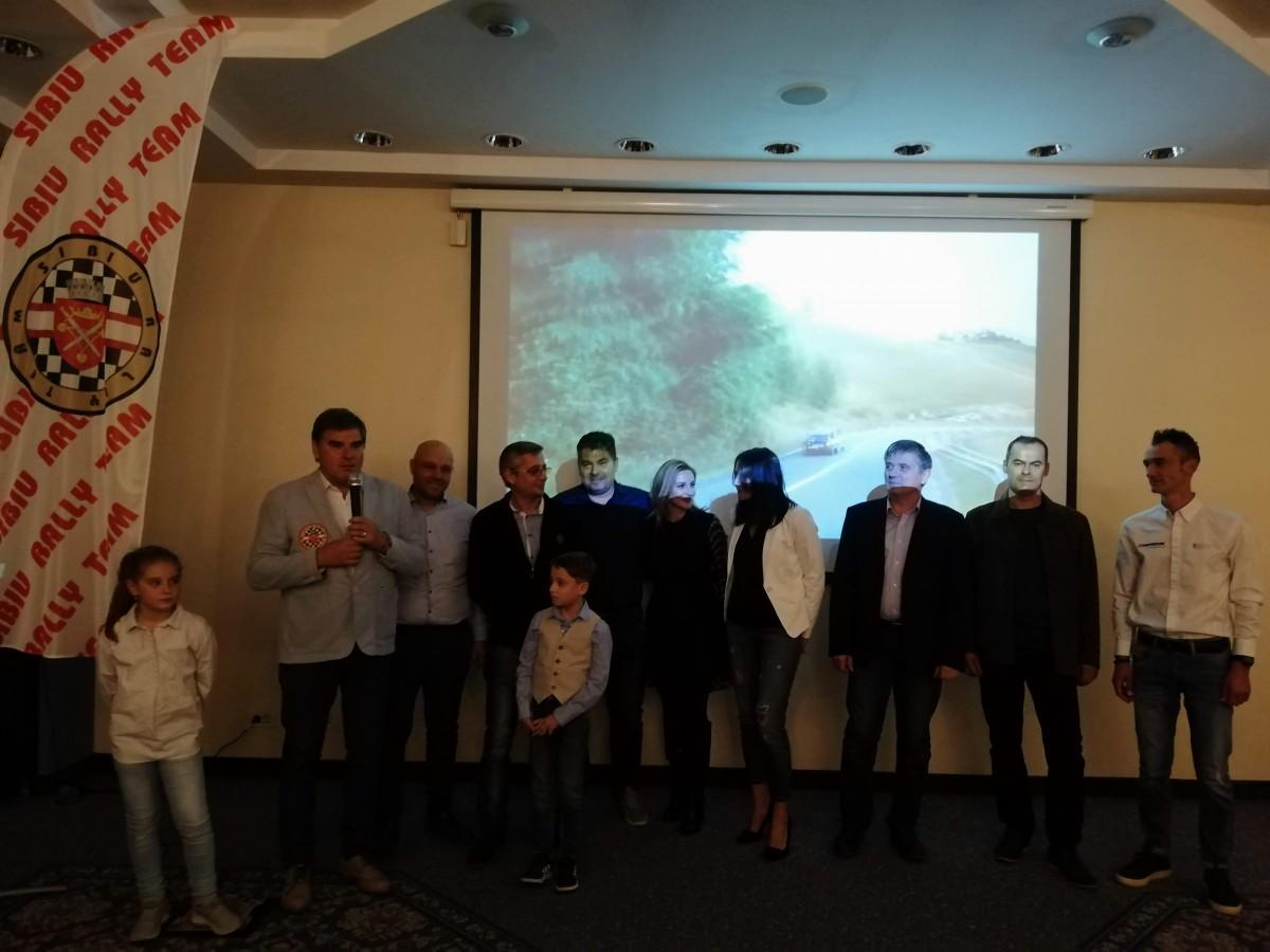"""Sibiu Rally Team a împlinit 10 ani. Dan Magoș: """"Pentru următorii 10 ani vrem să pregătim cât mai mulți tineri"""""""