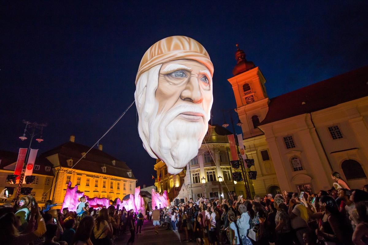 Cultura și creativitatea în Sibiu, în scădere: raport european