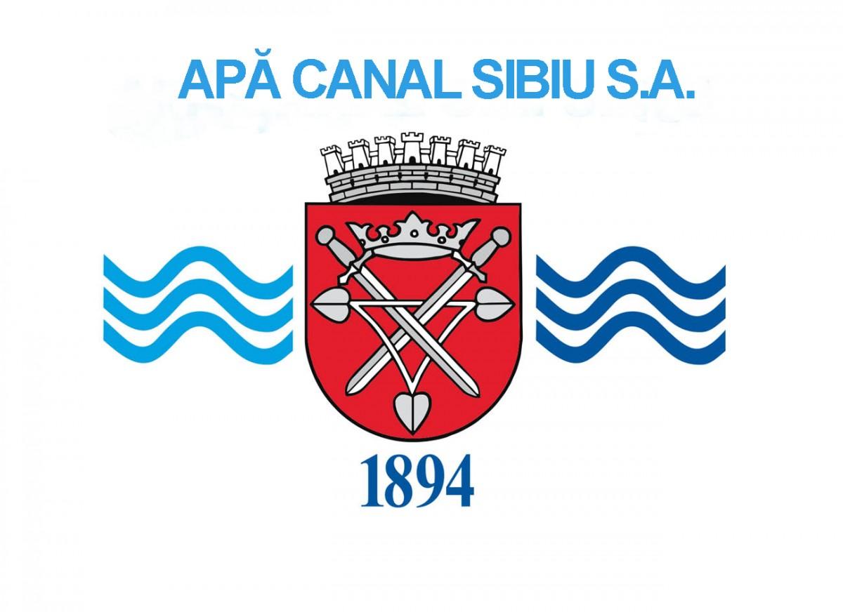 APĂ CANAL SIBIU S.A. face angajări