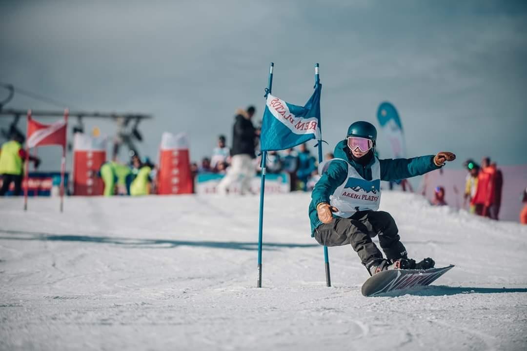 Sibianul Silviu Popa, la Jocurile Olimpice de tineret din Elveția: