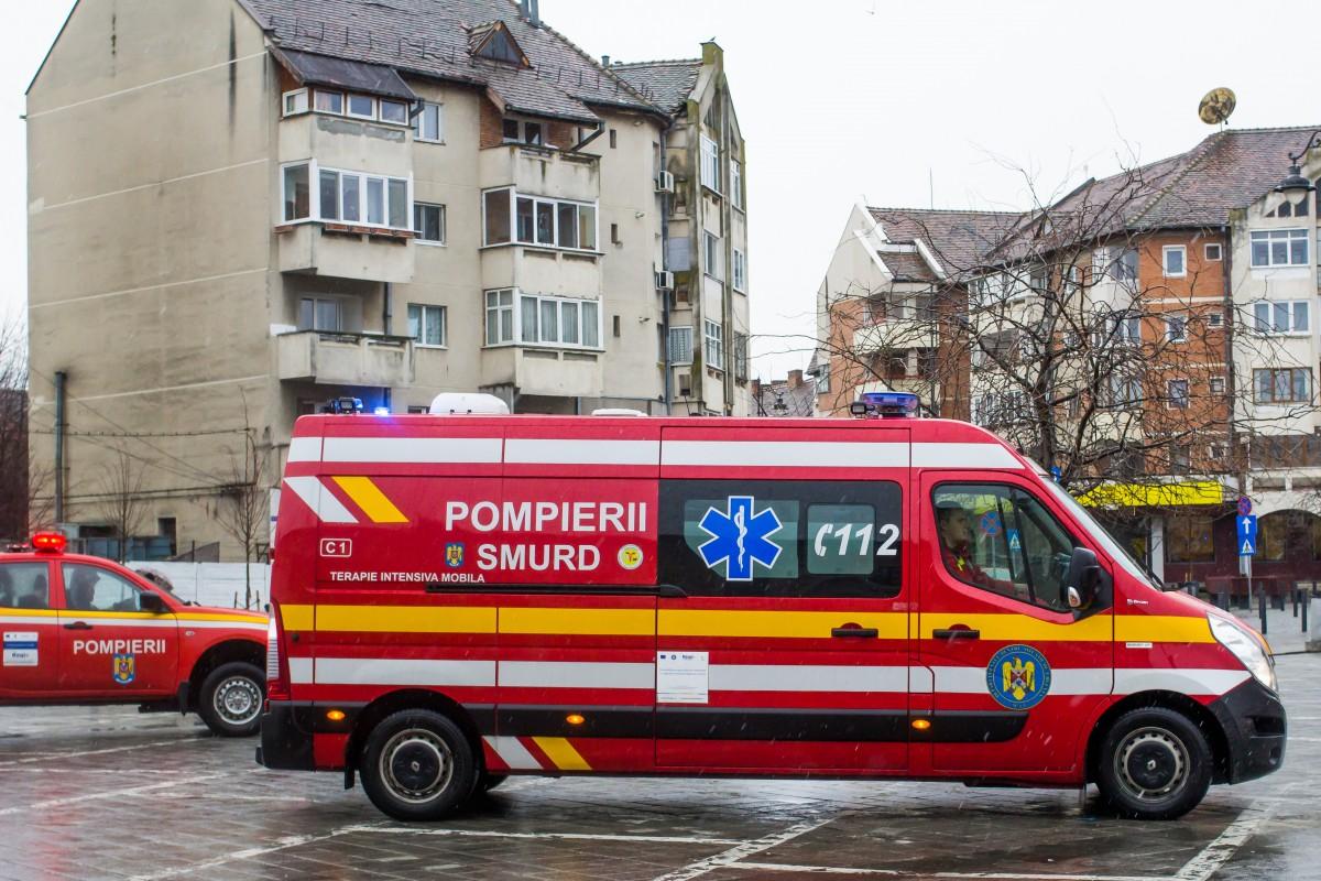 ISU Sibiu: mai multe corturi instalate la spitale, 100 de animale salvate și peste 100 de intervenții medicale, în ultimele zile