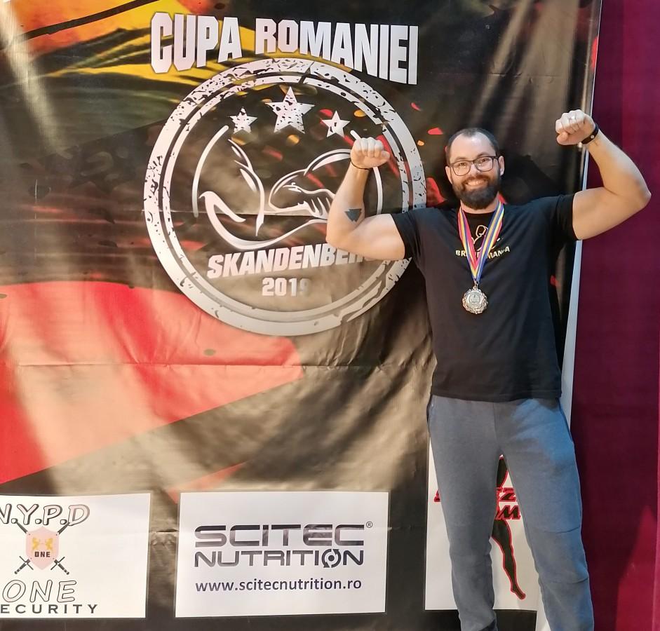 Interviu cu Gabriel Nicoară, multiplu medaliat la skandenberg: Multă lume este șocată sau crede că glumesc