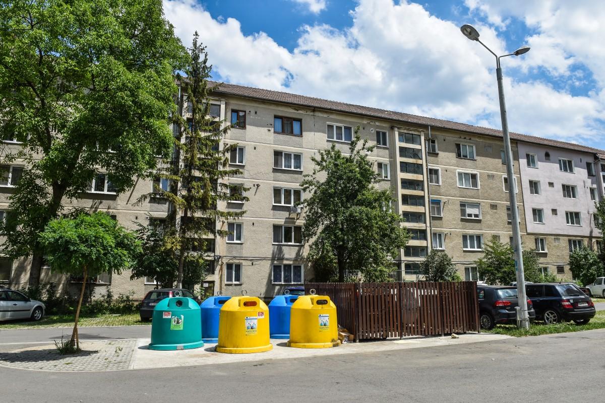 Sibiul reciclează! Regulile colectării deșeurilor pentrucei care locuiescîn condominii și blocuri