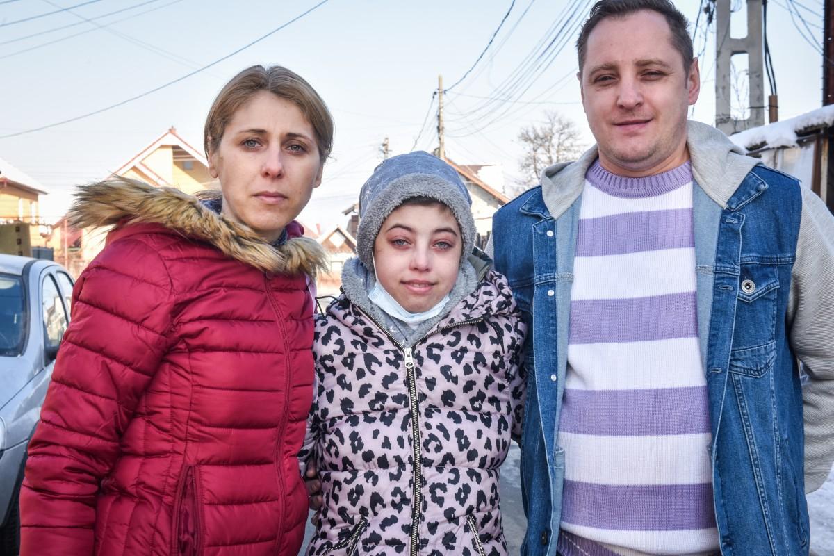 """""""Uniți pentru Sonia!""""Povestea fetei care luptă cu leucemia"""