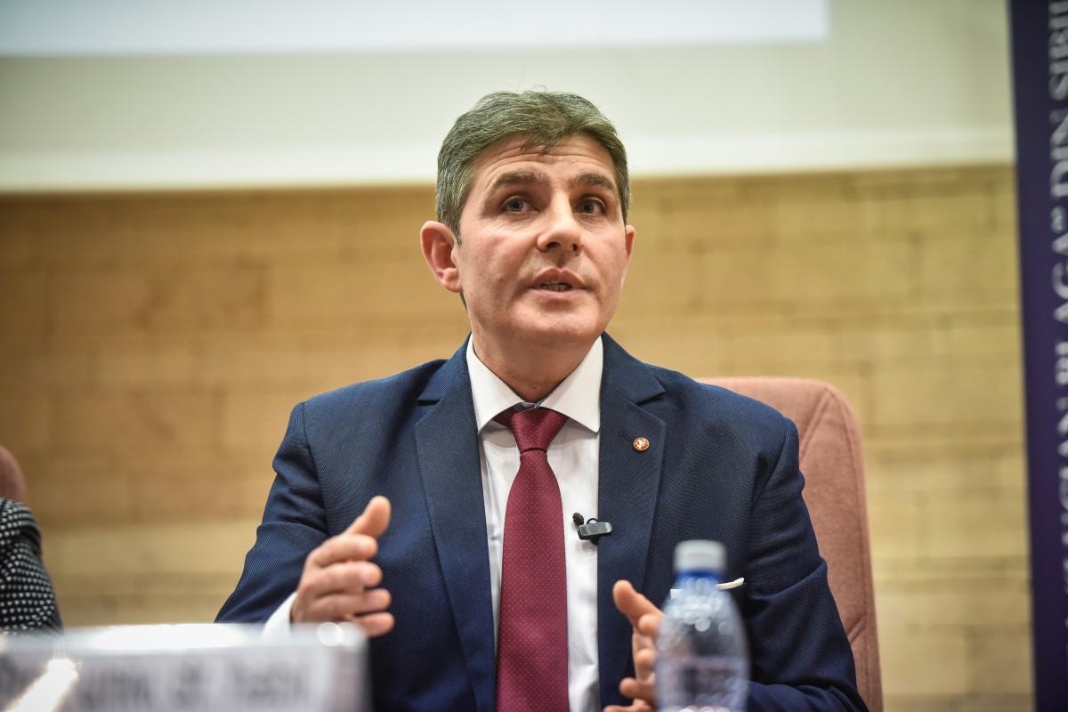 Sorin Radu, decanul Facultății de Științe Socio - Umane, a fost ales rector al ULBS