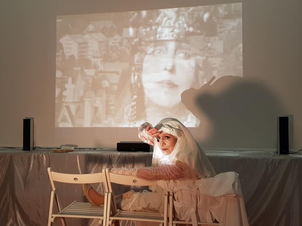 Viața Reginei Maria pusă în scenă. Spectacol de teatru la Săliște