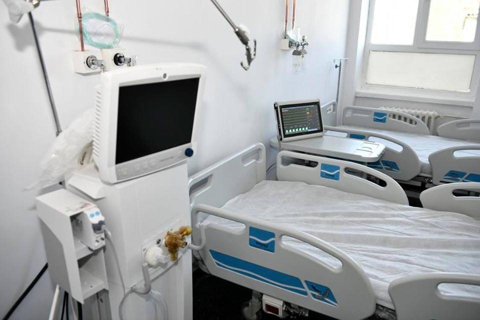 Coronavirus Sibiu. Al treilea deces anunțat astăzi, un bărbat de 57 de ani care a murit în 4 mai