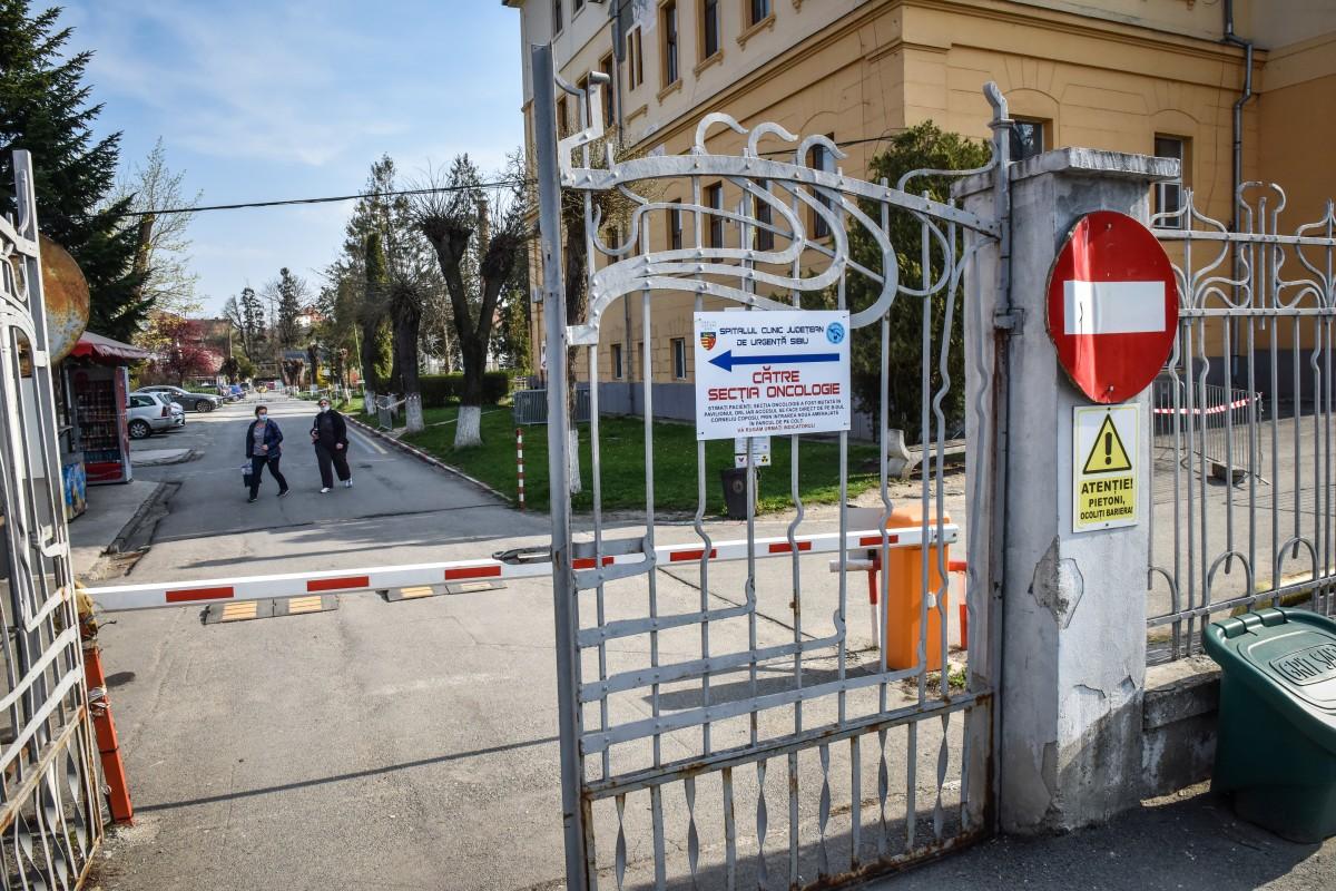 Covid-19, decesul cu numărul 17 în Sibiu: un bărbat de 61 de ani