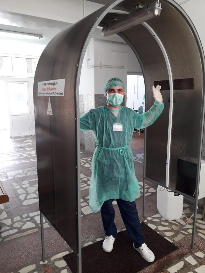 Au început testările pentru coronavirus și la Mediaș