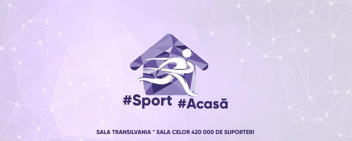 Sala Transilvania ajută sibienii să facă sport acasă