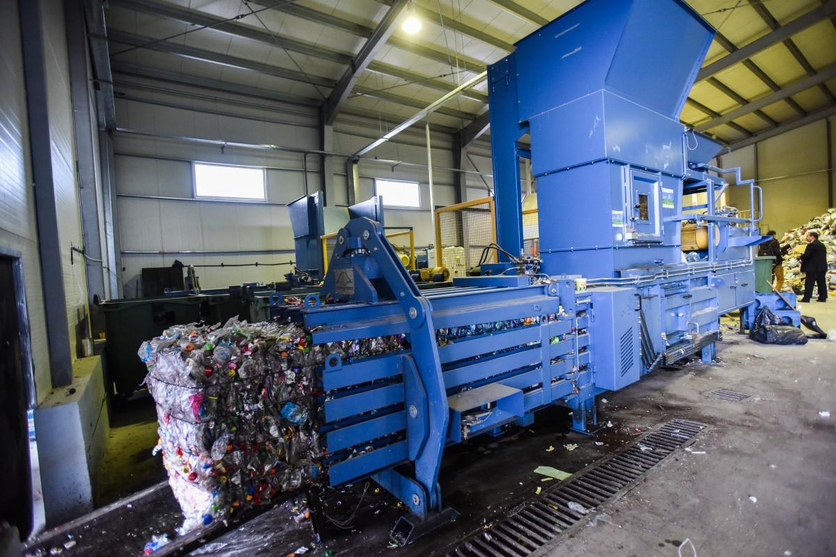 Investiție de zeci de milioane de euro: deșeurile sibienilor, tratate mecano-biologic la Șelimbăr