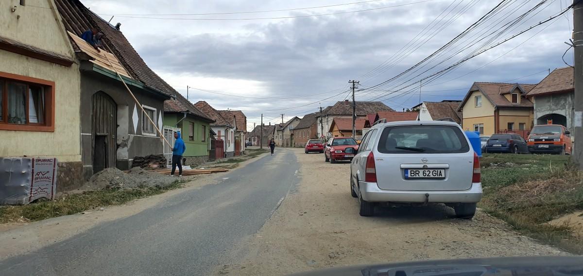 Una din cele mai lungi străzi ale Sibiului, licitată pentru modernizare. Cu piste de biciclete separate de carosabil