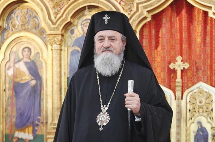 """Mitropolitul Streza, în pastorala de Crăciun: Să privim Biserica drept familia noastră. Suntem toţi """"copiii"""" lui Dumnezeu"""