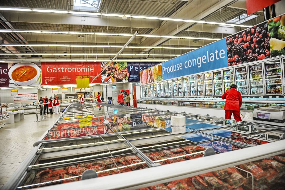 Proiect: Supermarketurile și hipermarketurile cu suprafață peste 400 mp, amplasate în afara orașului