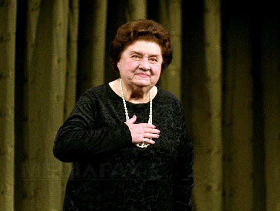 """Actrița Tamara Buciuceanu a murit. """"Doamna comediei româneşti"""" avea 90 de ani"""